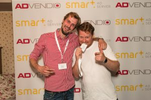 ADvendio & Smart AdServer Lounge 2016 Advendio