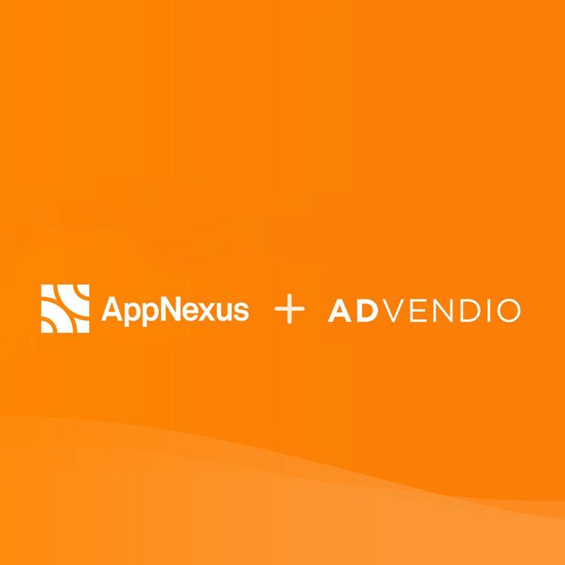 ADvendio und AppNexus integrieren Anzeigen-Inventar-Management und Ad Serving