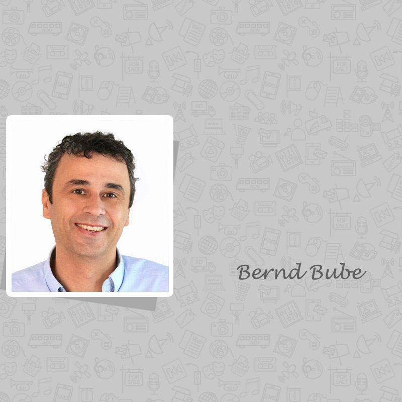 Bernd Bube Q&A: Anzeigenmanagement in der Deutschen Medienbranche