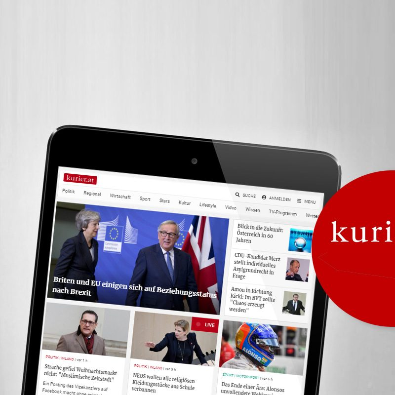 KURIER Digital Chooses ADvendio to Integrate Their Digital Ad Management Process