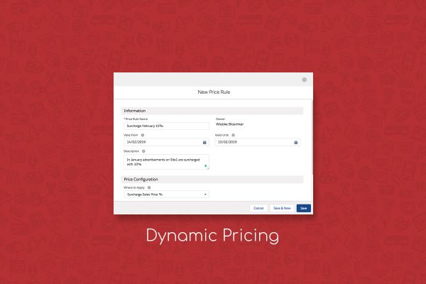 advendio dynamic pricing