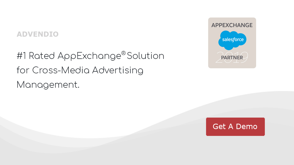 5 Key Benefits of a Salesforce Native App for Media Ad Sales Advendio