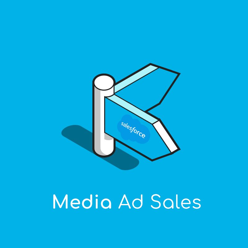Transform Your Media Ad Sales Using Salesforce CRM