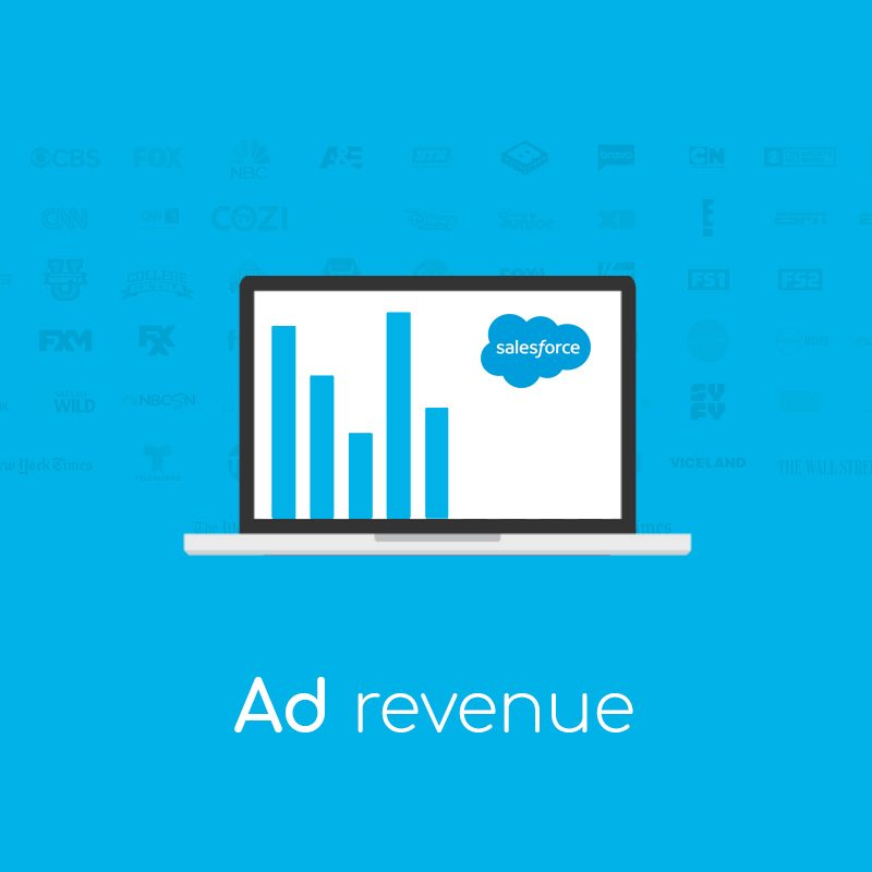 Salesforce CRM: How Media Companies Manage Advertising Revenue
