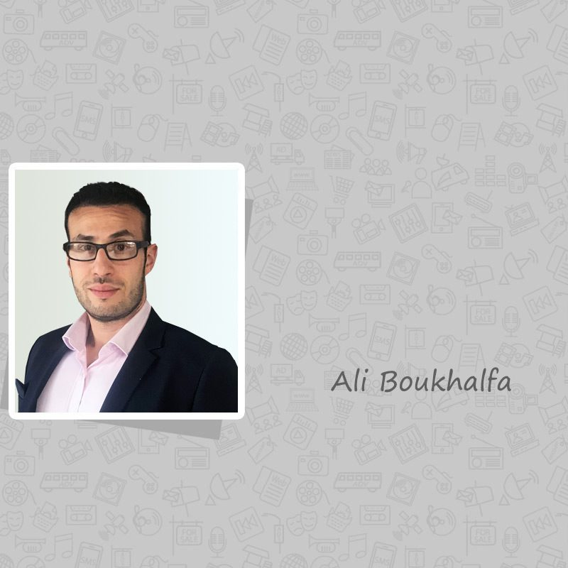 Business Development Expert Ali Boukhalfa Joins the ADvendio Global Growth Team
