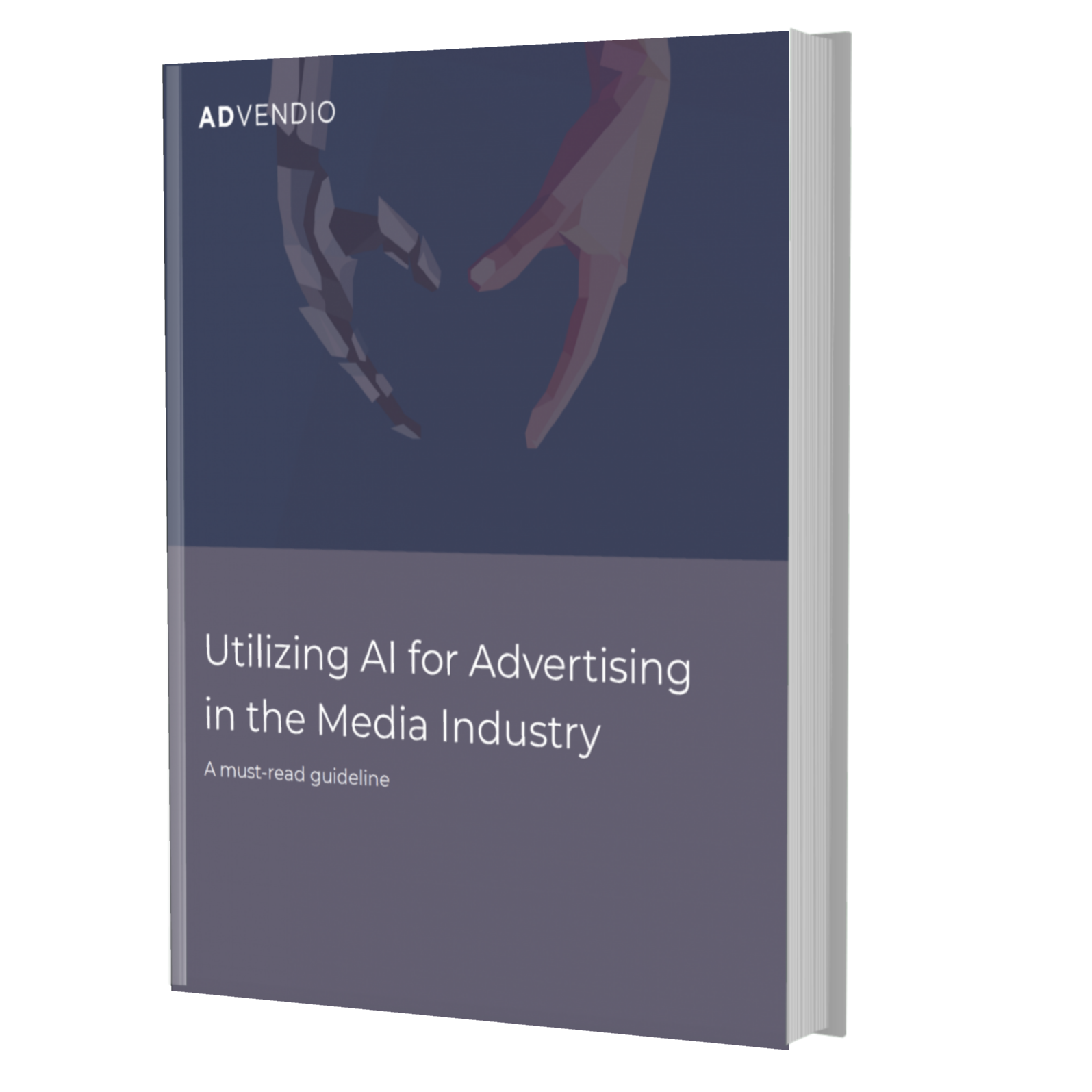 ai advertising management media industry ebook