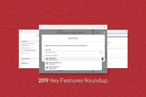 ADvendio Key Features 2019