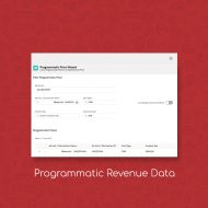 Optimize your Cross-media Yield with Automated Programmatic Revenue Data Integration