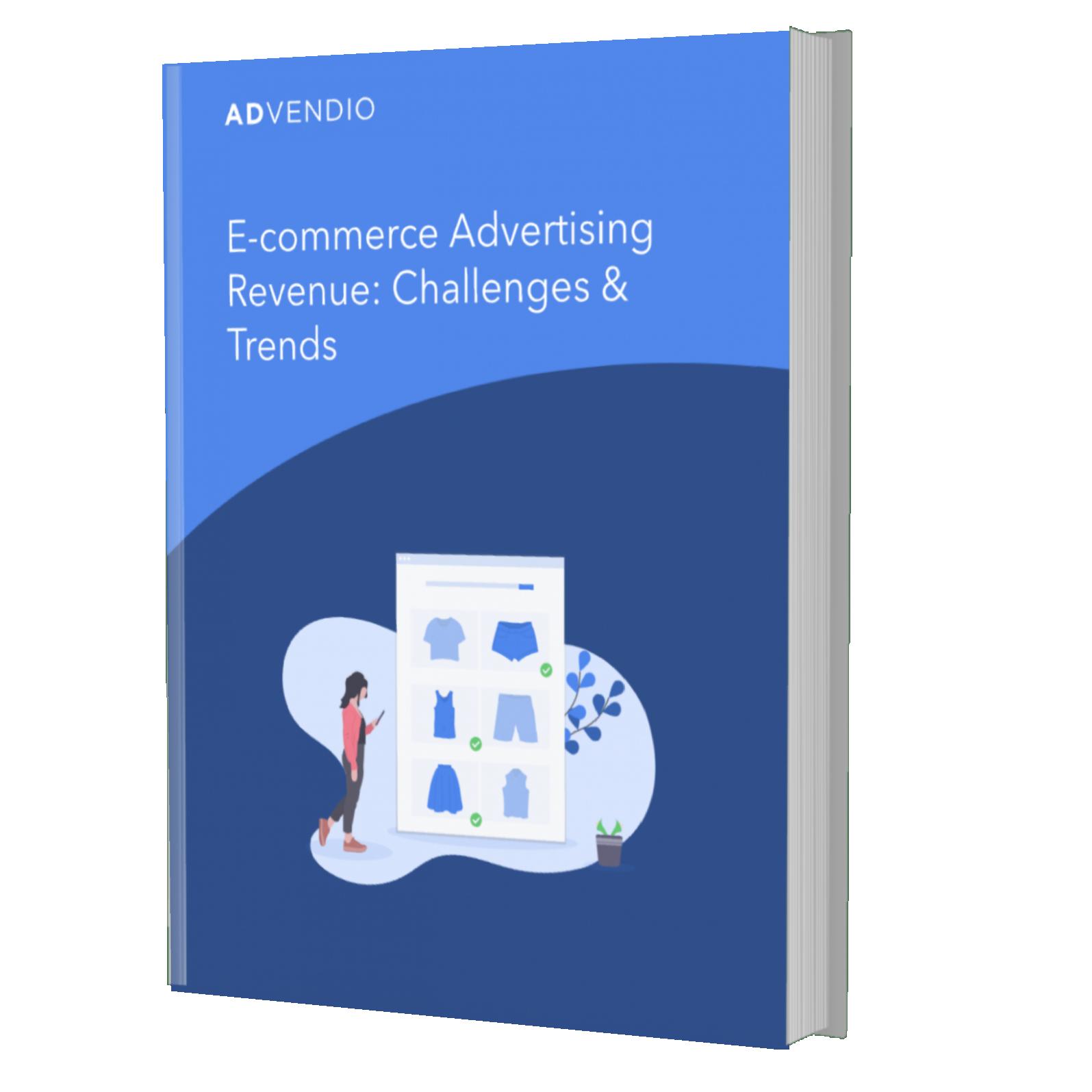 e-commerce advertising revenue ebook cover