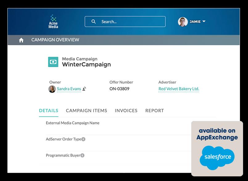 self-serve advertising platform