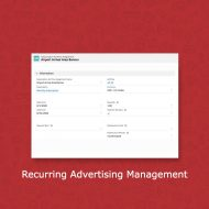 Diversify Your Ad Revenue with Recurring Advertising Contracts