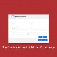 Pre-Invoice Wizard Now Available in Lightning Experience