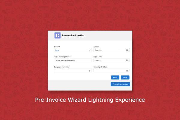 Pre-Invoice-Wizard-Lightning-Experience